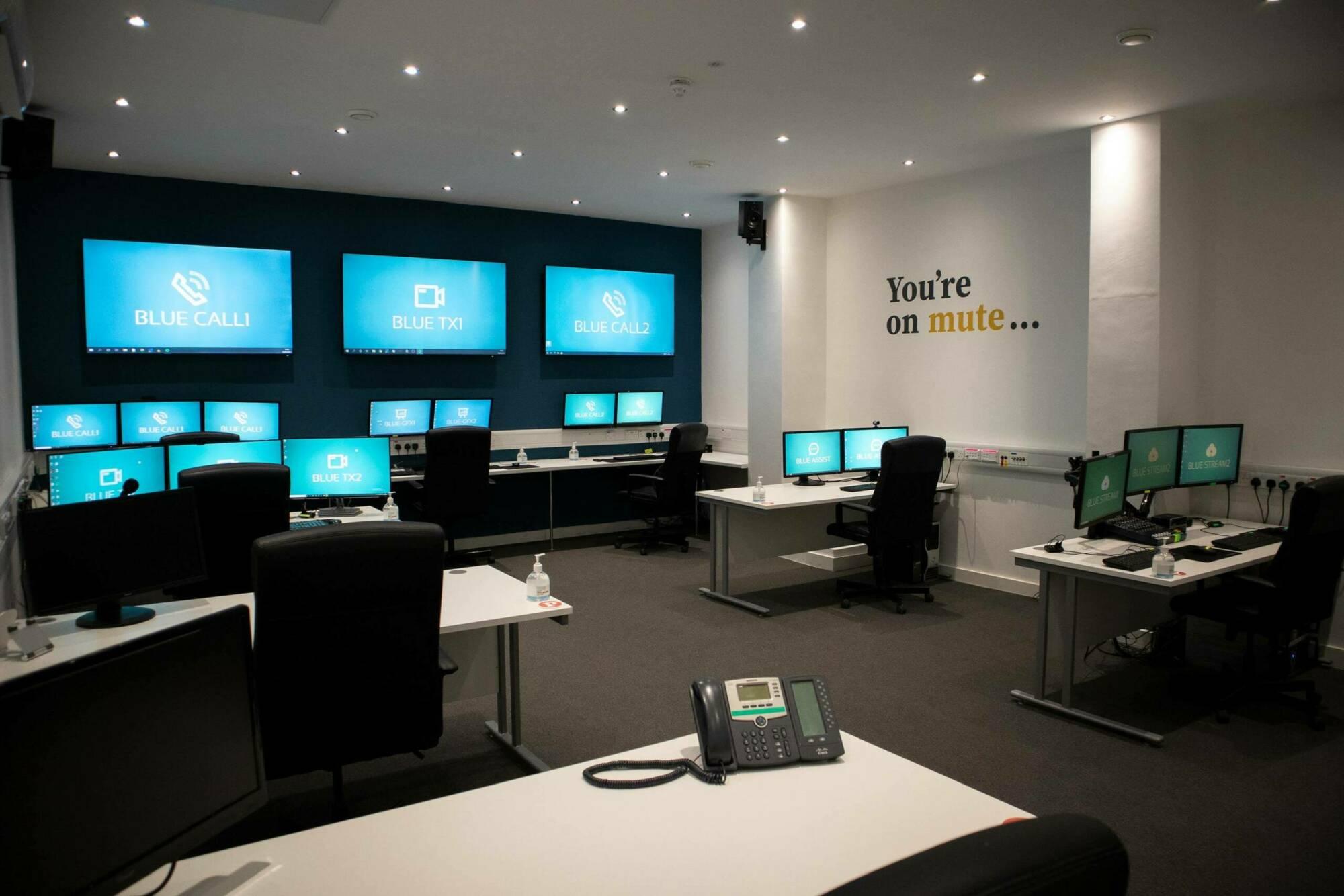 Broadcast Studio One